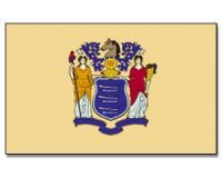 New Jersey  Flagge 90*150 cm