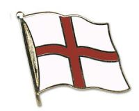 England  Flaggenpin ca. 20 mm
