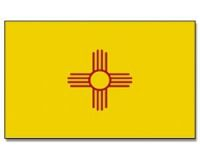 New Mexico  Flagge 90*150 cm