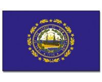 New Hampshire  Flagge 90*150 cm