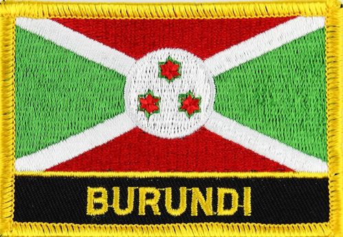 Brunei Yantec Flaggenpatch mit L/ändername