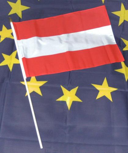 45 cm von Yantec 5 Stockflaggen Fehmarn 30