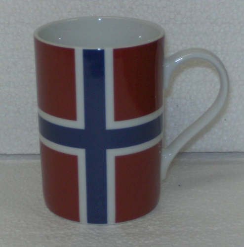 Kaffeebecher Norwegen