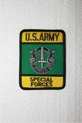 US Army Special Force Aufnäher