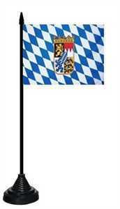 Tischflaggen Regionen und Bundesländer 10 * 15 cm Heute