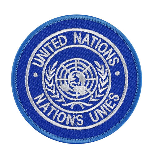 United Nations Patch rund